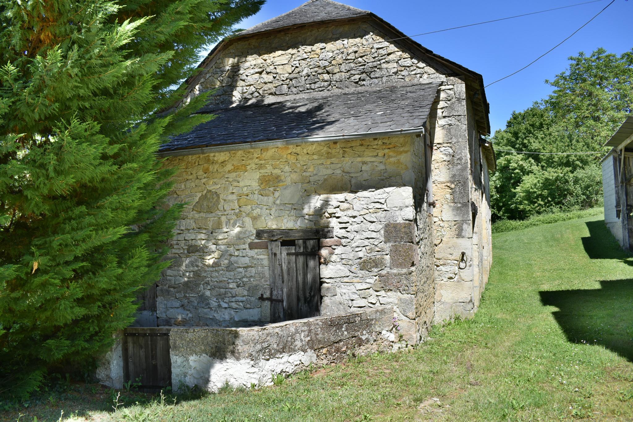 Terrasson Propriete Maison Grange Noyeraie