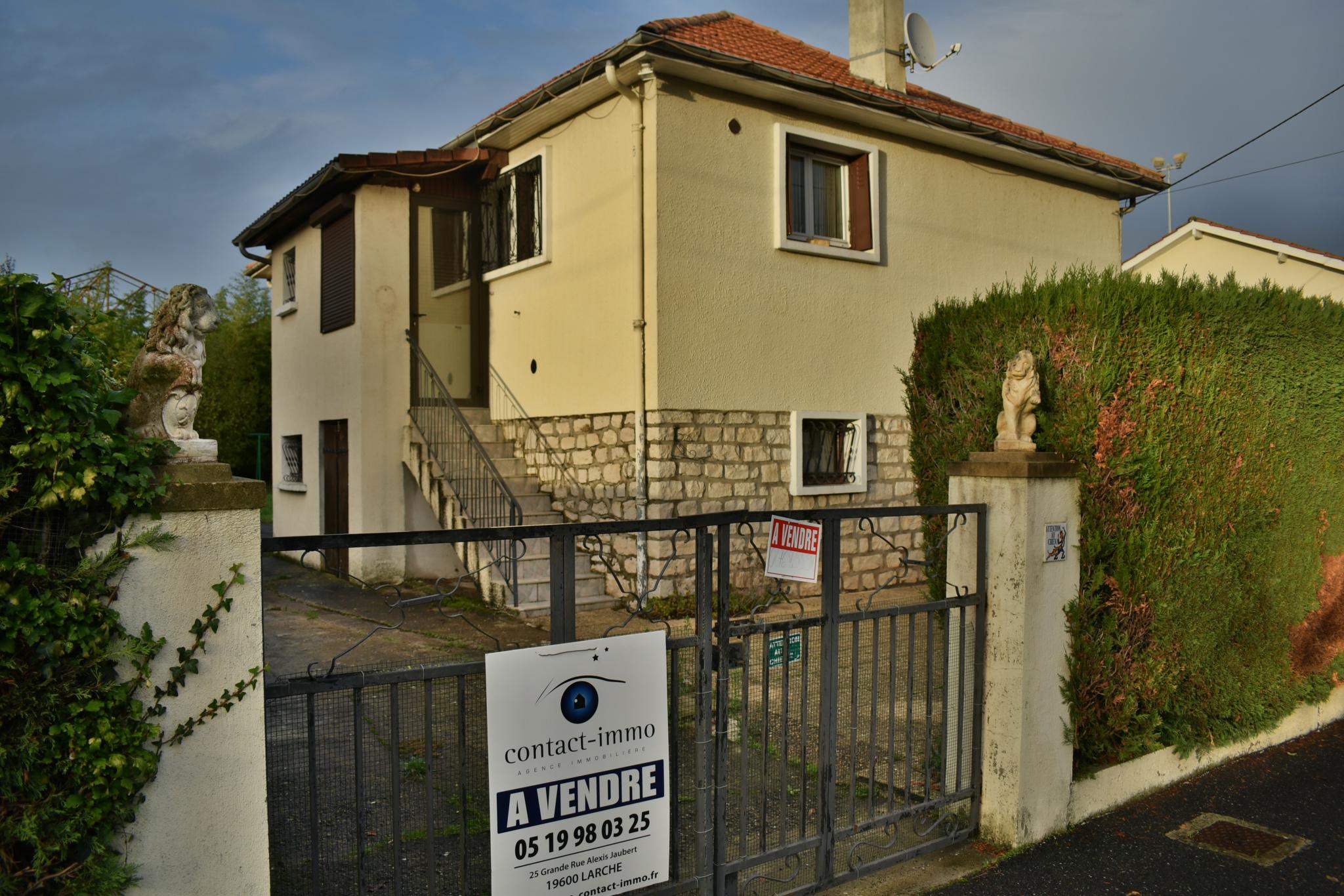 Maison Terrasson Lavilledieu